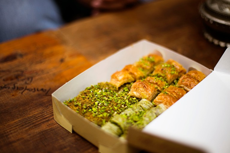 best Baklava EVER!!!