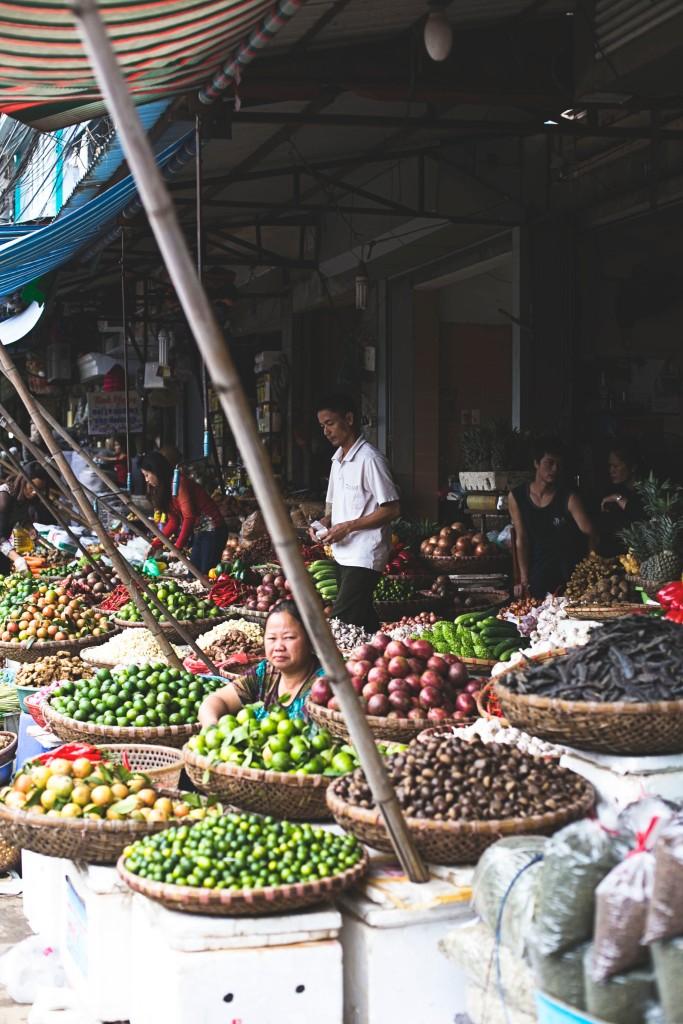 Hanoi- Market