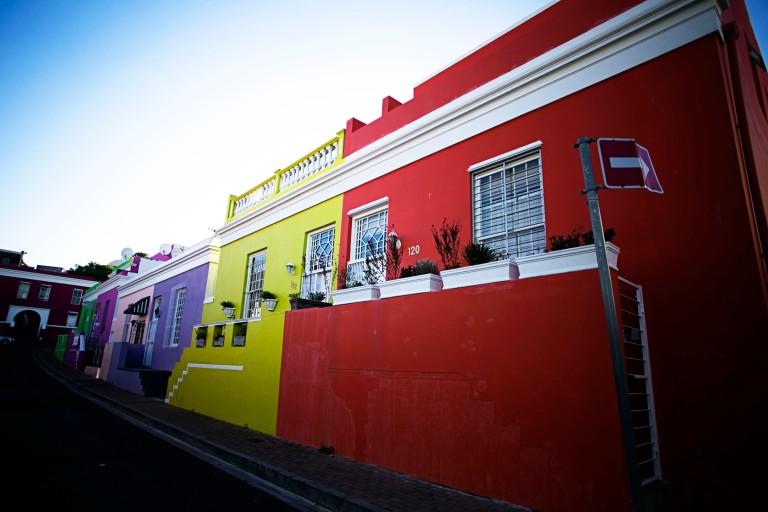 Bo-Kaap, Colorful Houses